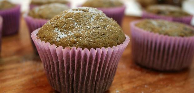248. Cupcakes de mosto cervejeiro