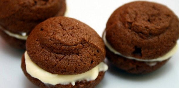 Whoopie pie de Bailey's